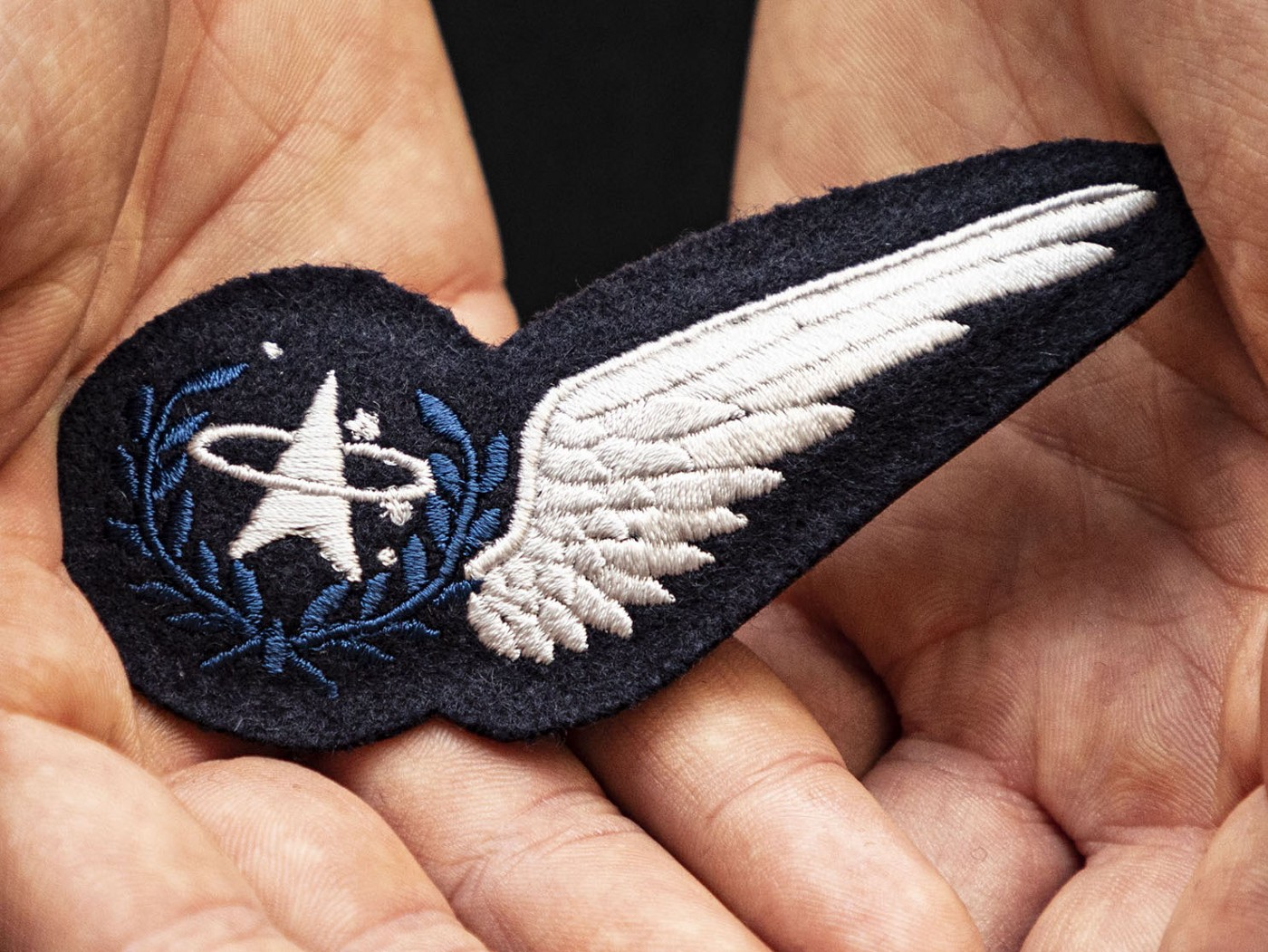 The Space Operator Badge