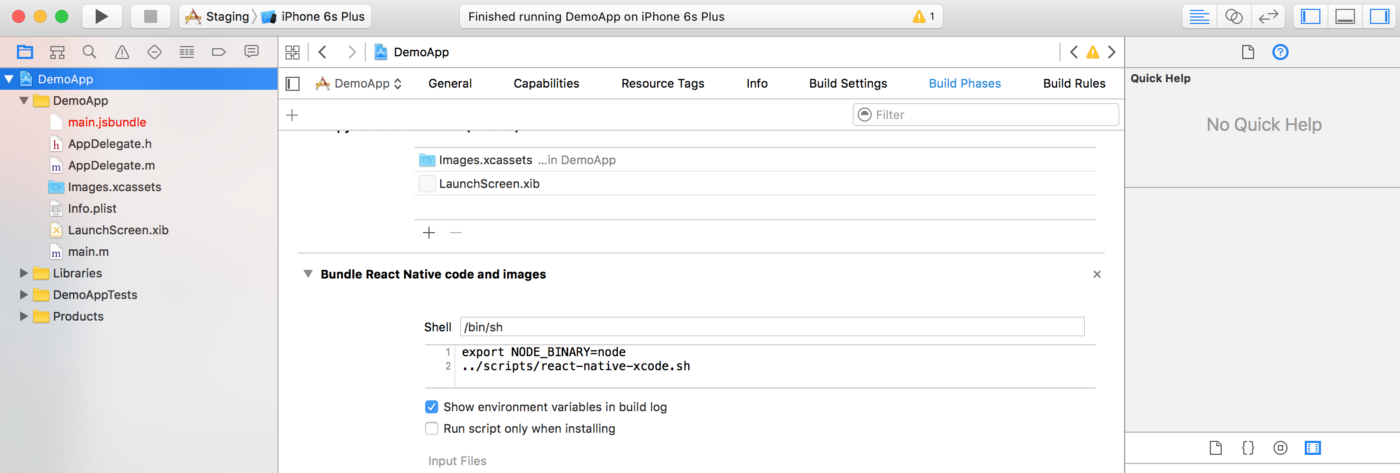 How to set up multiple schemes & configurations in Xcode for your