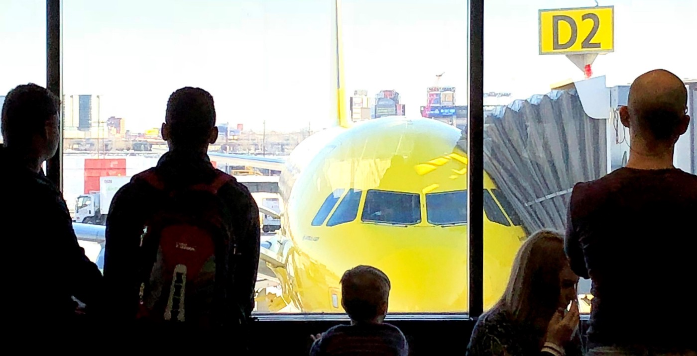 This is what it's like to fly Spirit Airlines - Lance Ulanoff - Medium