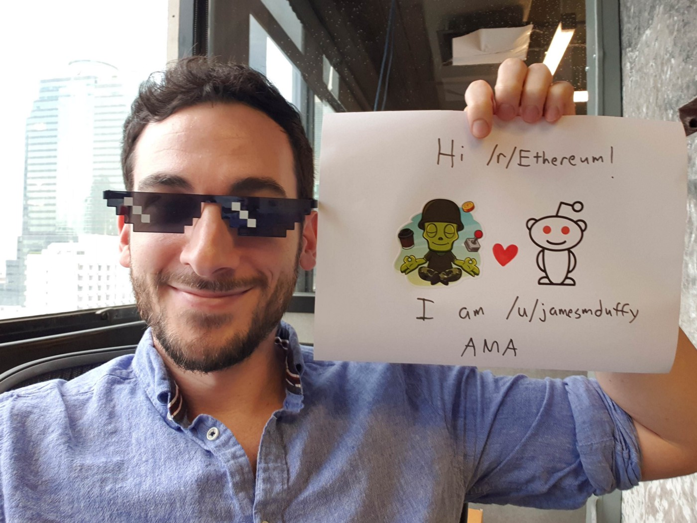 ️Did You Miss Loom Network's Reddit AMA (Ask Me Anything) on /r