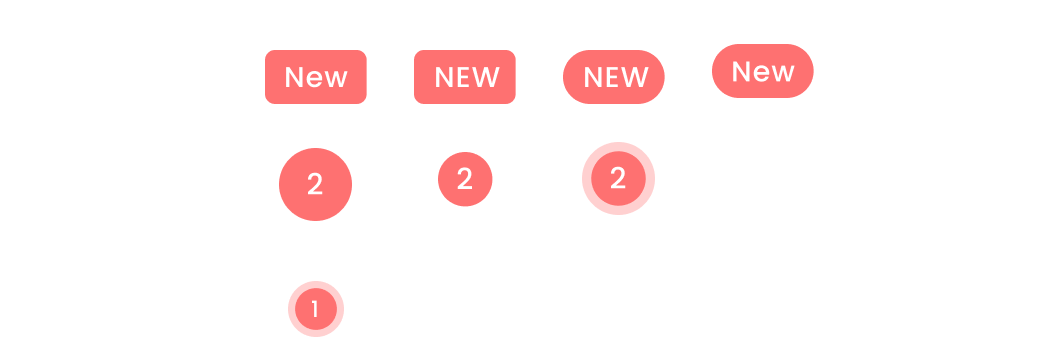 Notification Markers Iterations