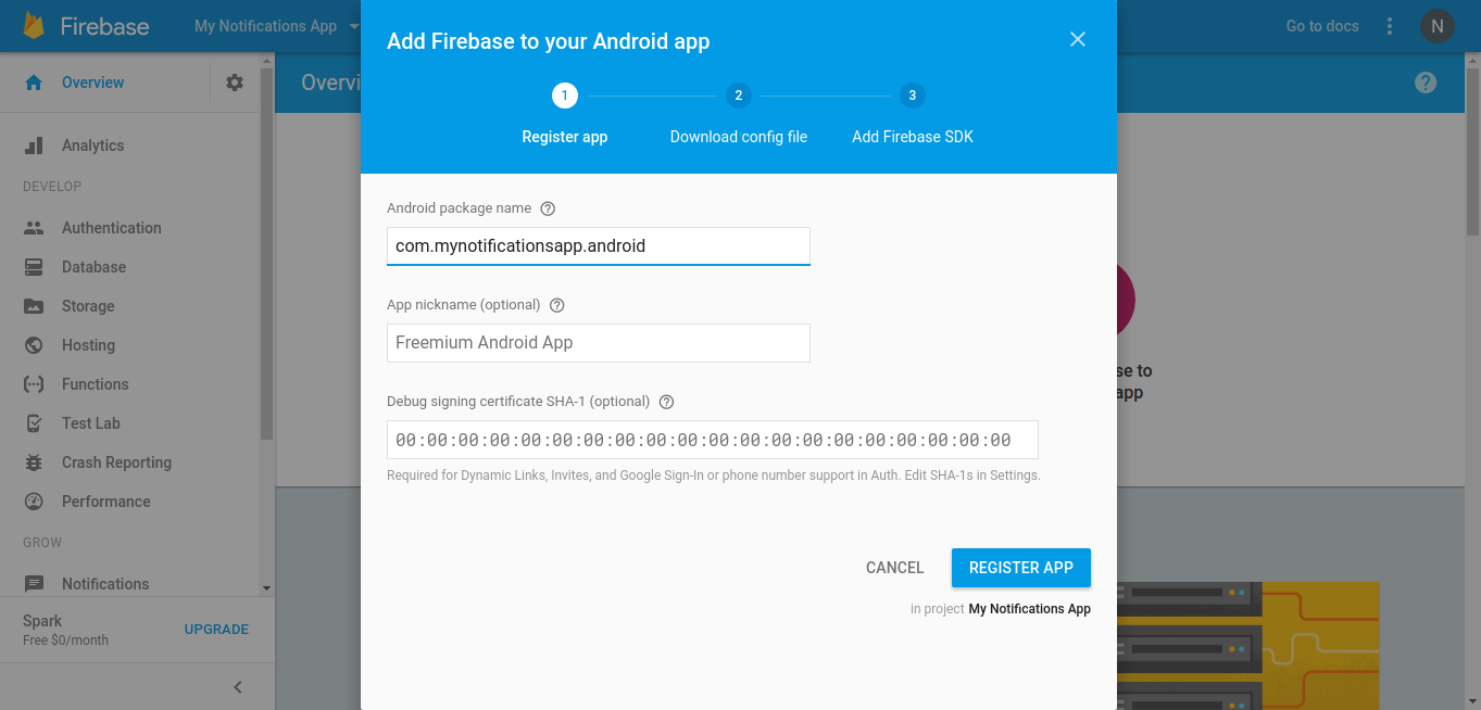 How to add Push Notification capability to your Android app