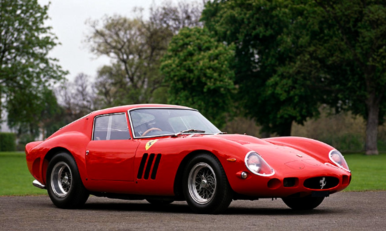 Ferrari 250 Gto World S Most Expensive Classic Car Sold In An Auction By Robin David Medium