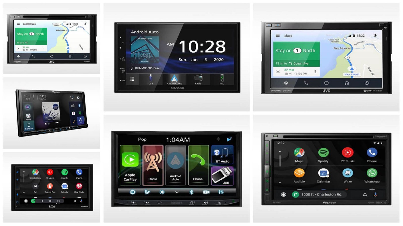 Best Android Auto Head Units for the Money
