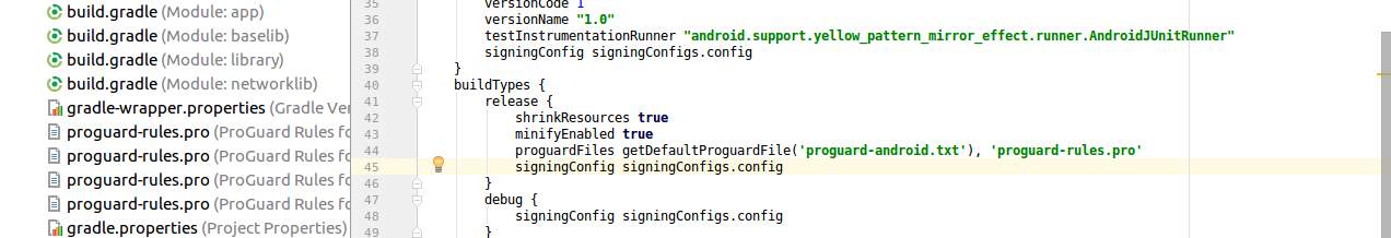 Android ProGuard (Shrink, Optimize and Obfuscate) - StartxLabs - Medium