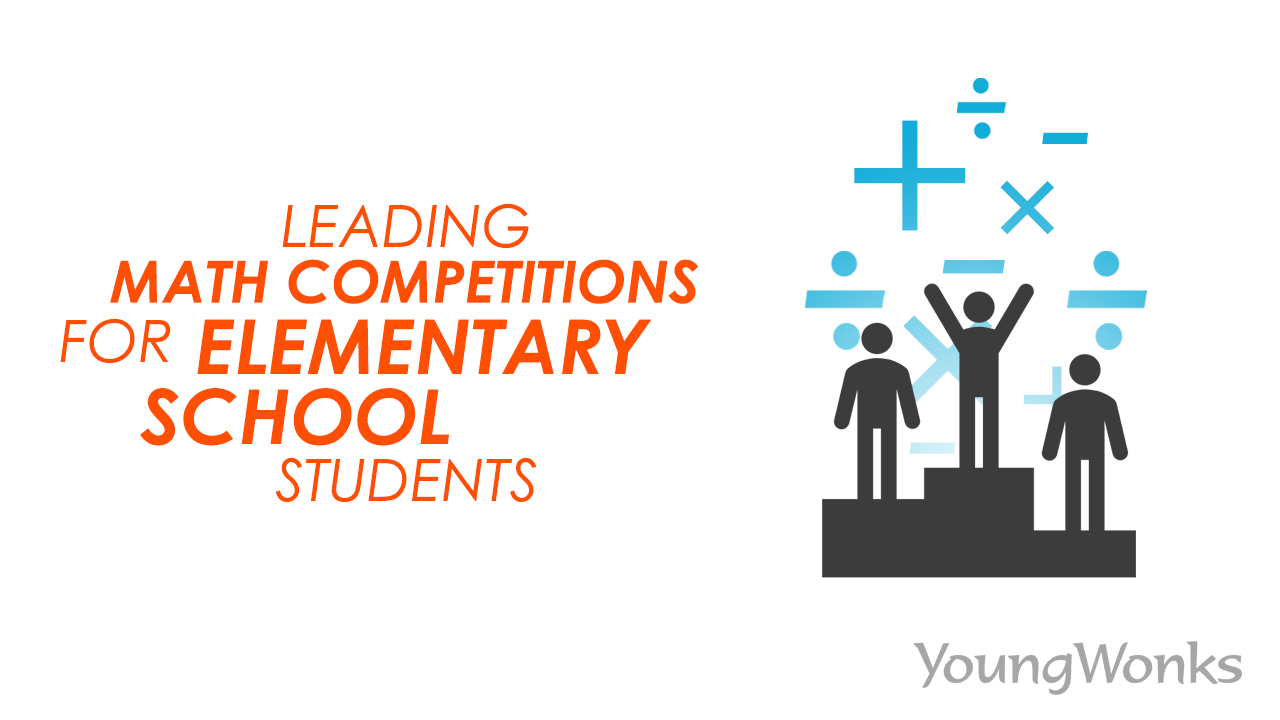 MATHS COMPETITIONS FOR ELEMENTARY SCHOOL STUDENTS IN THE US