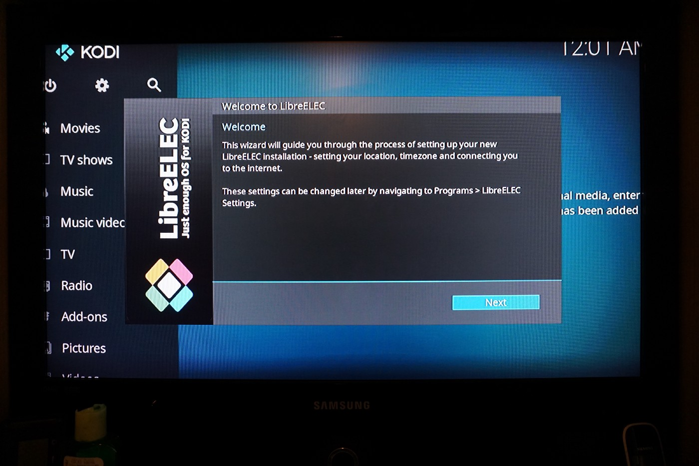 How-to Install LibreELEC Linux on cheap Android TV Box