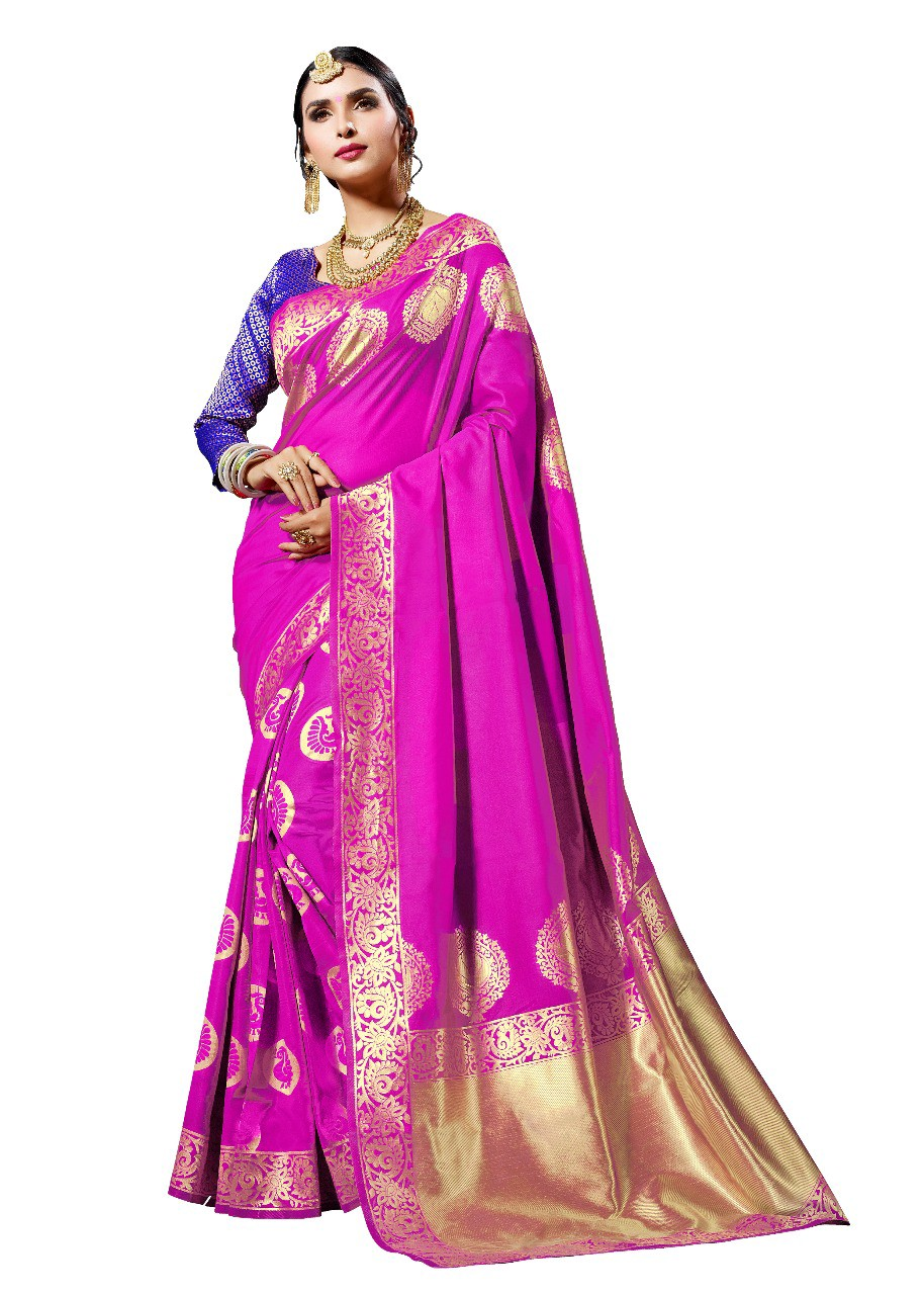 391058669a Gone are the days when brides choose wedding saree just based on the  fabric, design, and patterns keeping the budget in mind.
