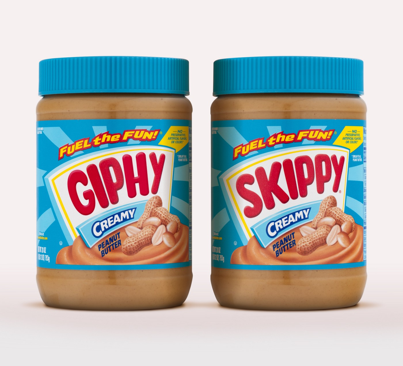 How can peanut butter influence your brand personality?