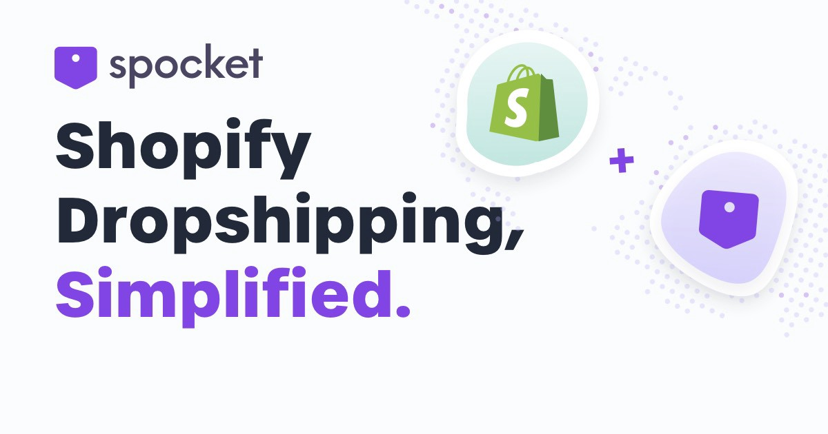 Push Spocket products in bulk to Shopify. Multiple import on Spocket in made possible.