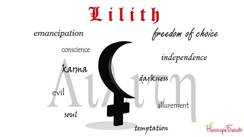 Lilith in the Zodiac Signs — The Black Moon & What It Means In Astrology