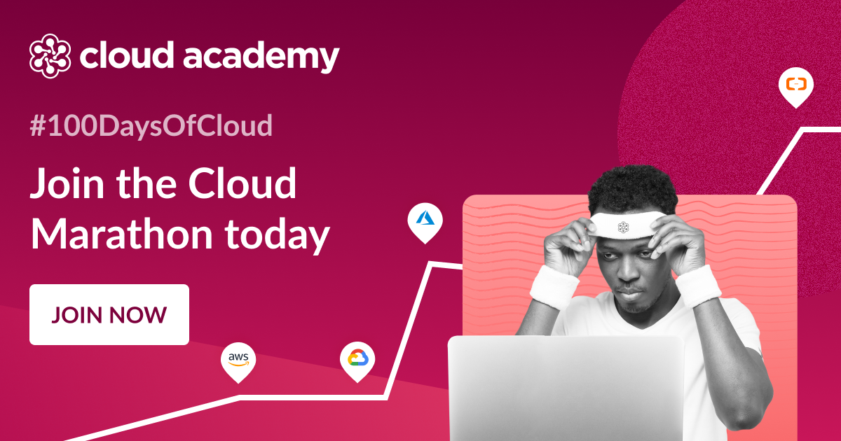 Join the Cloud Marathon today at this link