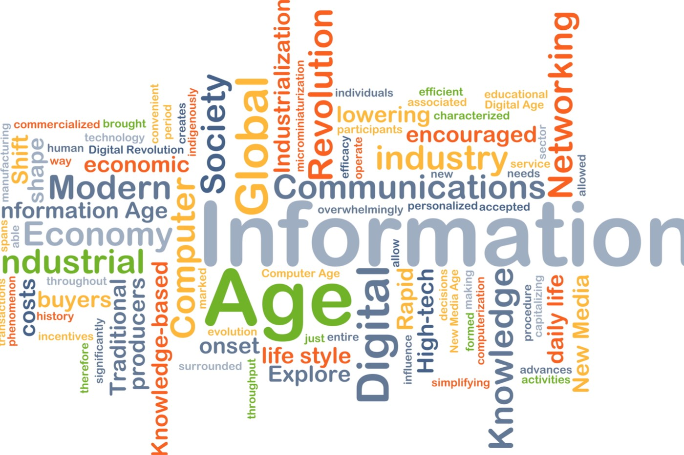 Bringing Information Age Business Skills to Law - rethinking