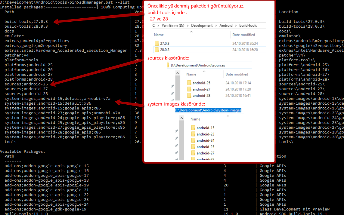How To Set Android Sdk Path In Visual Studio 2015 Cant setup