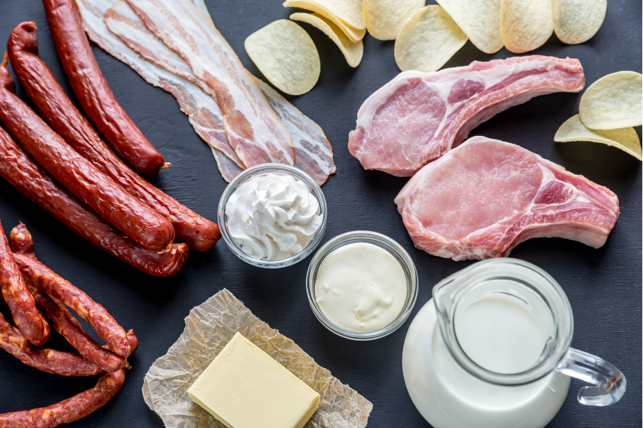 Saturated fats: Why need them—Beck & Bulow