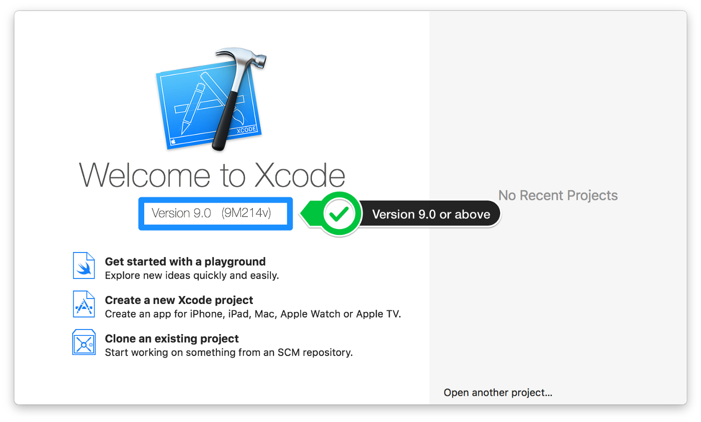 How to Download and Setup Xcode 9 for iOS Development