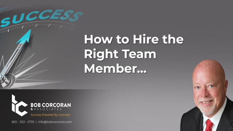 How to Hire the Right Team Member…