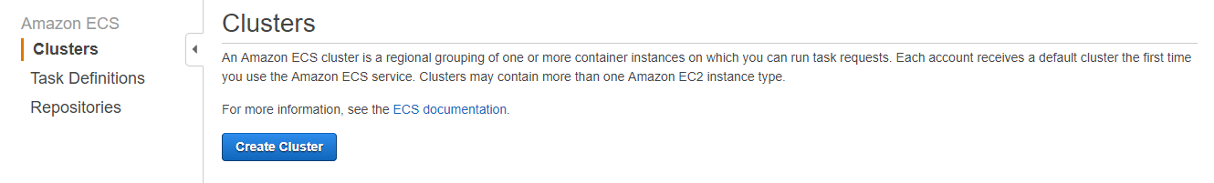 Running workloads in Windows Containers on Amazon ECS