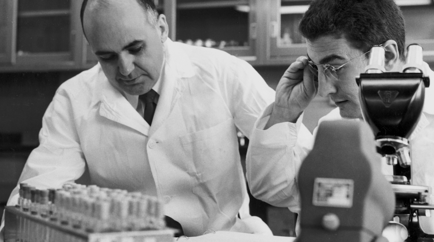 Virologist Dr. Maurice Hilleman Developed more than 40 Vaccines