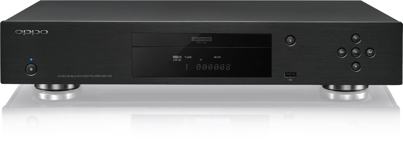 Oppo UDP 203 UHD BluRay Player Review - TooManyInterests co - Medium