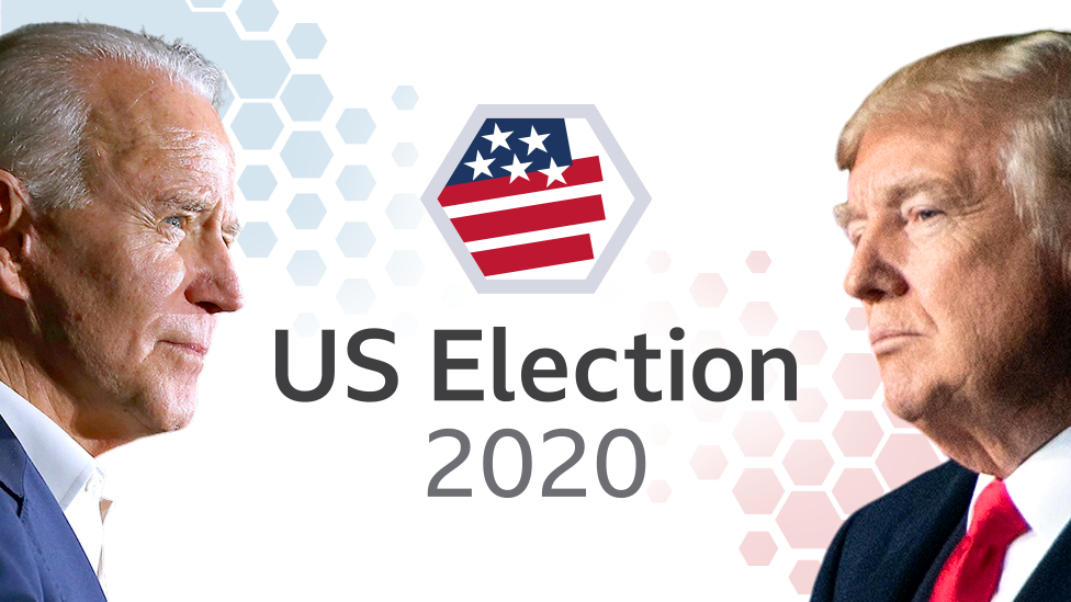 An image showing an image of US Election 2020