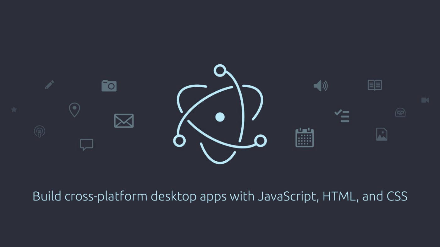 Electron home page
