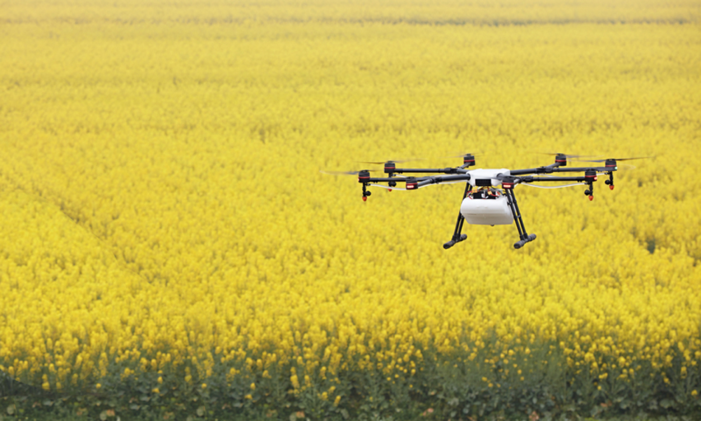 IoT applications in agriculture: the potential of smart farming on