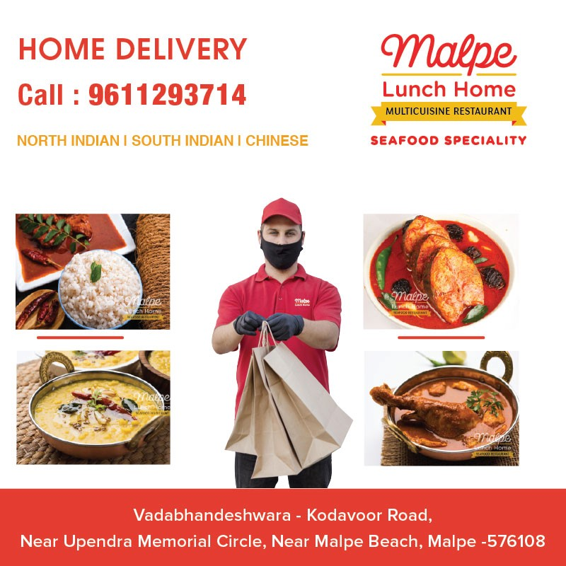 Home Delivery Restaurants Malpe