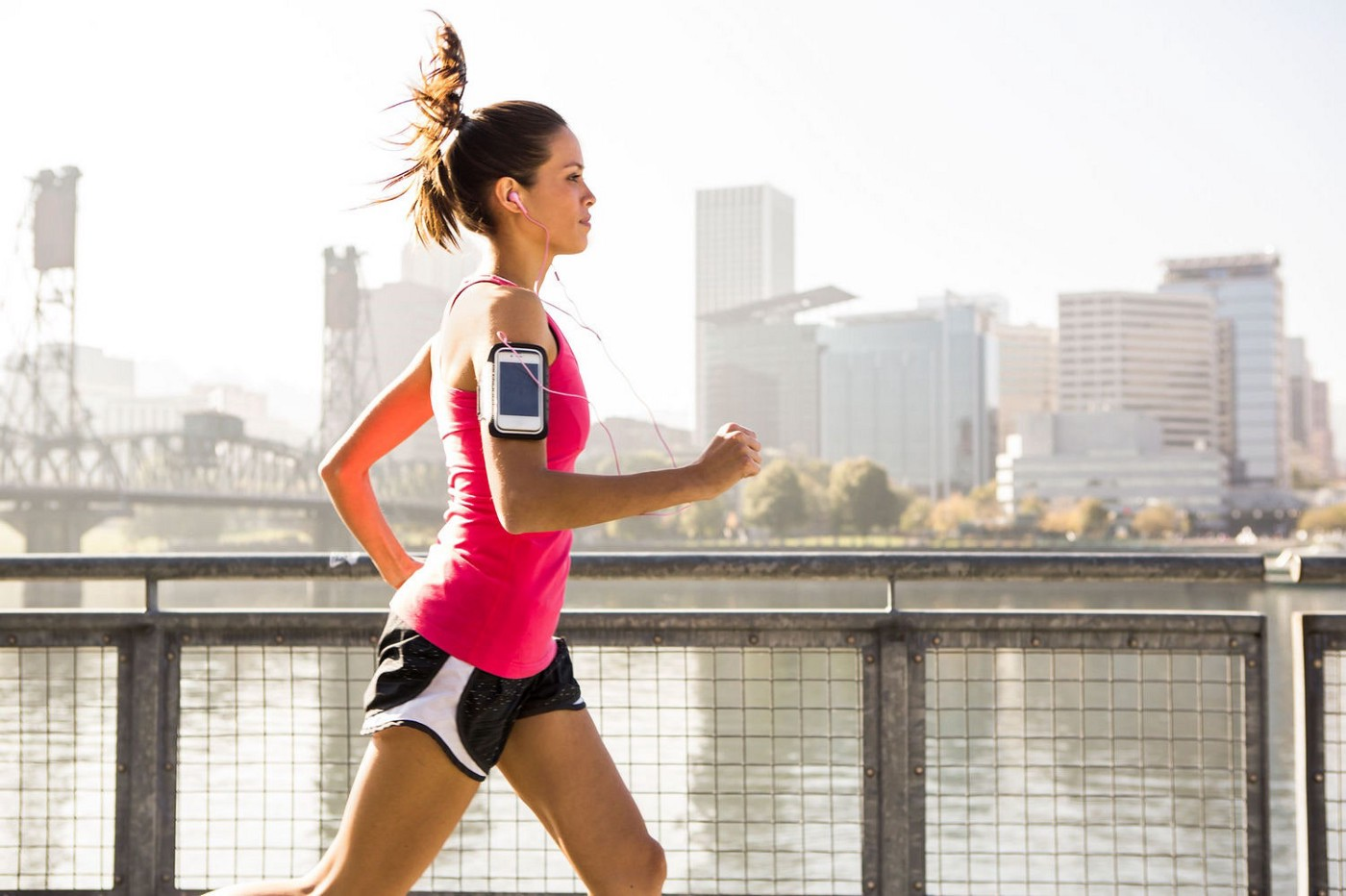 Is running a marathon the best way to lose stubborn belly fat
