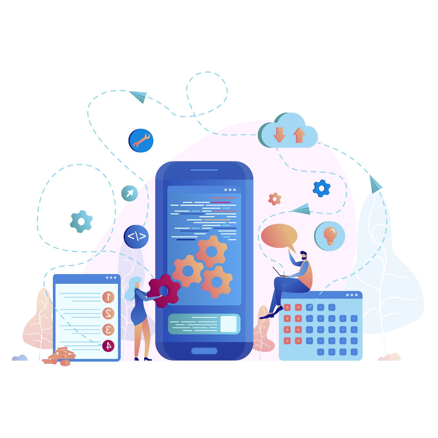 Building a custom app for your business