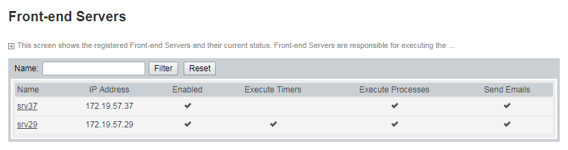 OutSystems Timers and when they run - Kilian Hekhuis - Medium
