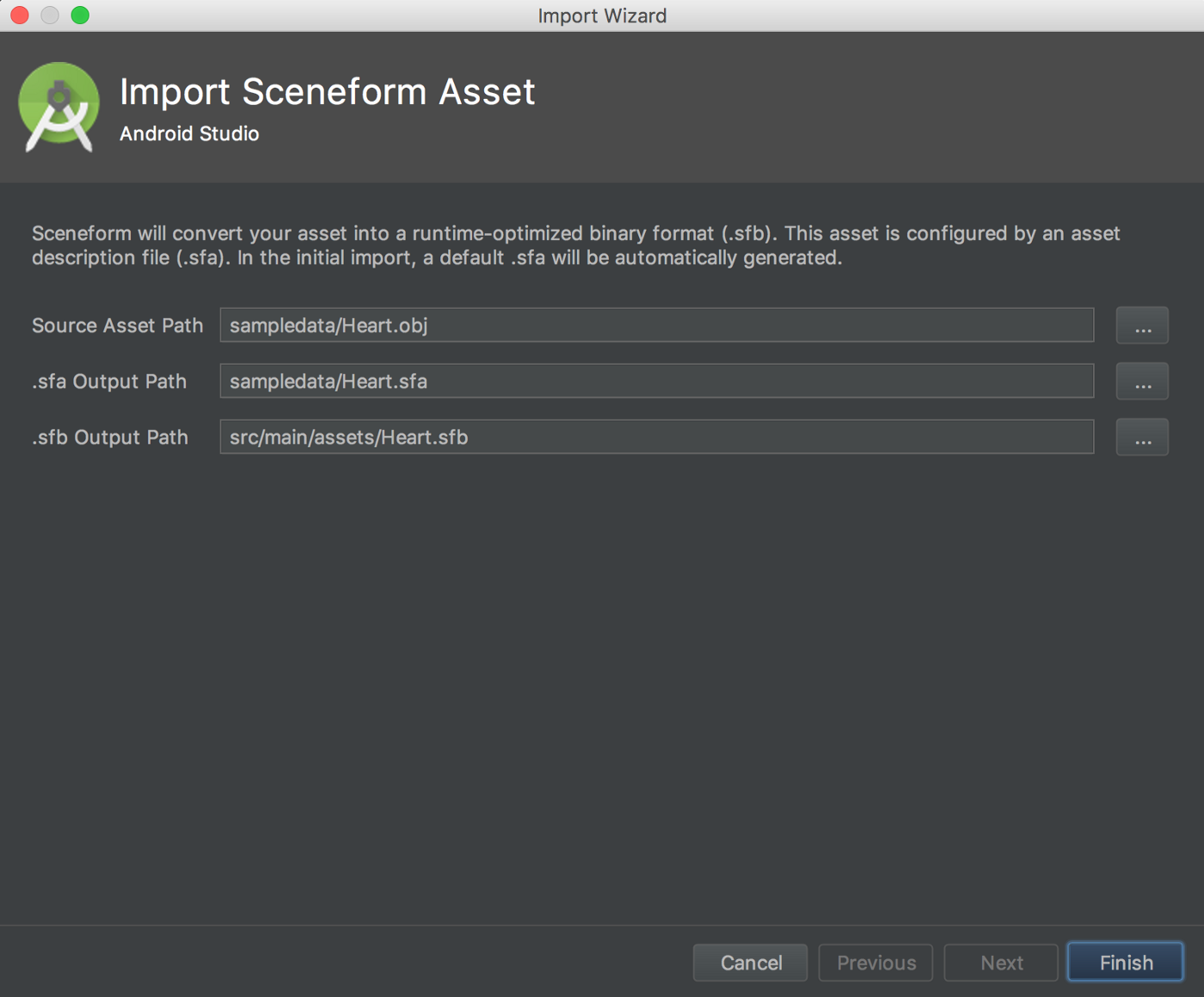 Building ARCore apps using Sceneform — Part 3 - ProAndroidDev