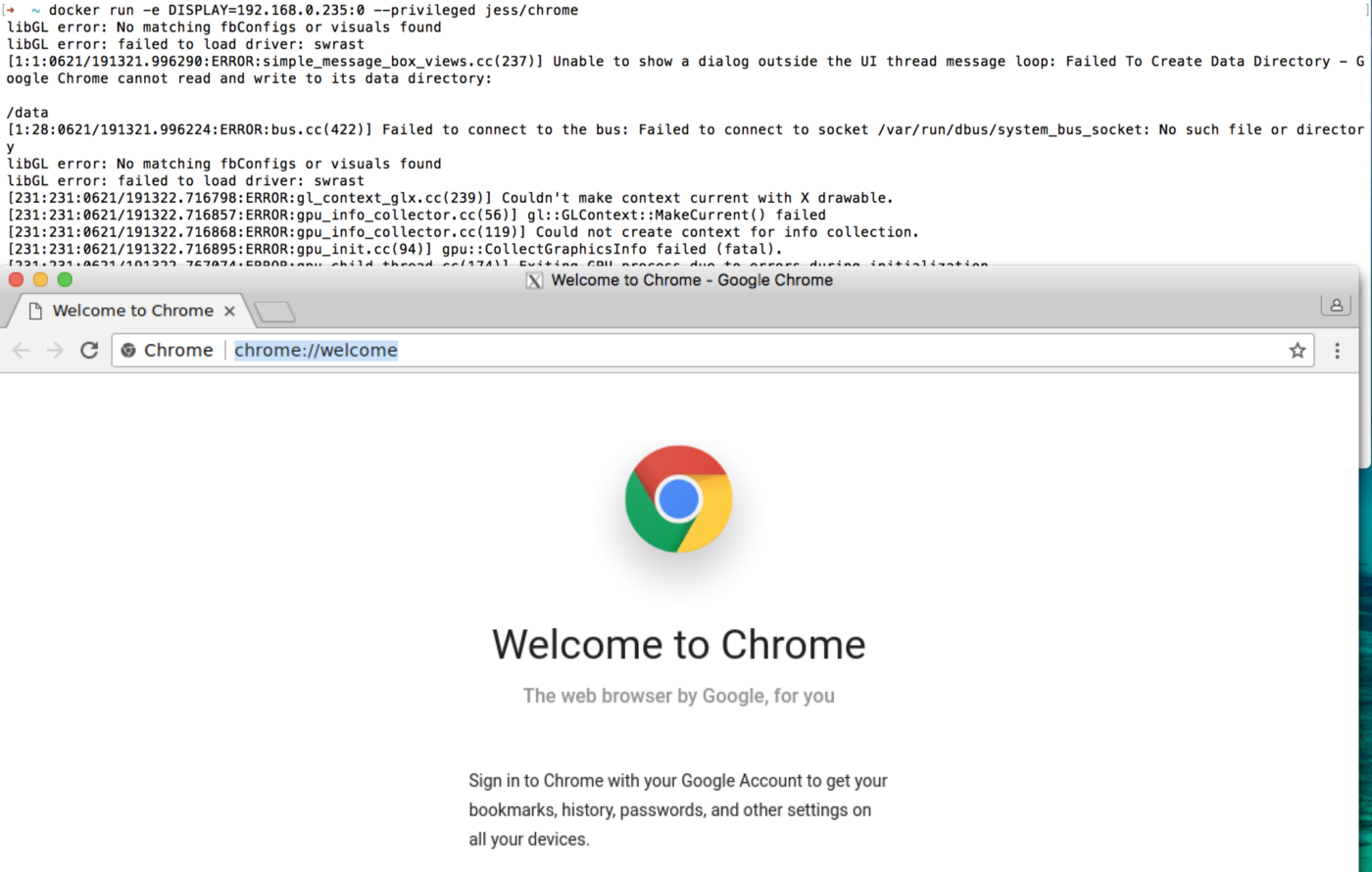 Chrome Command Line Mac