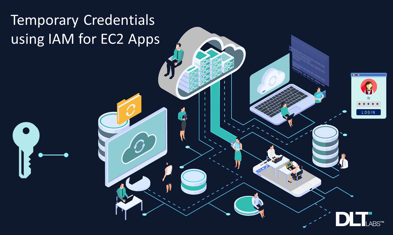Use Temporary Credentials for Apps Running on EC2 Virtual Machines