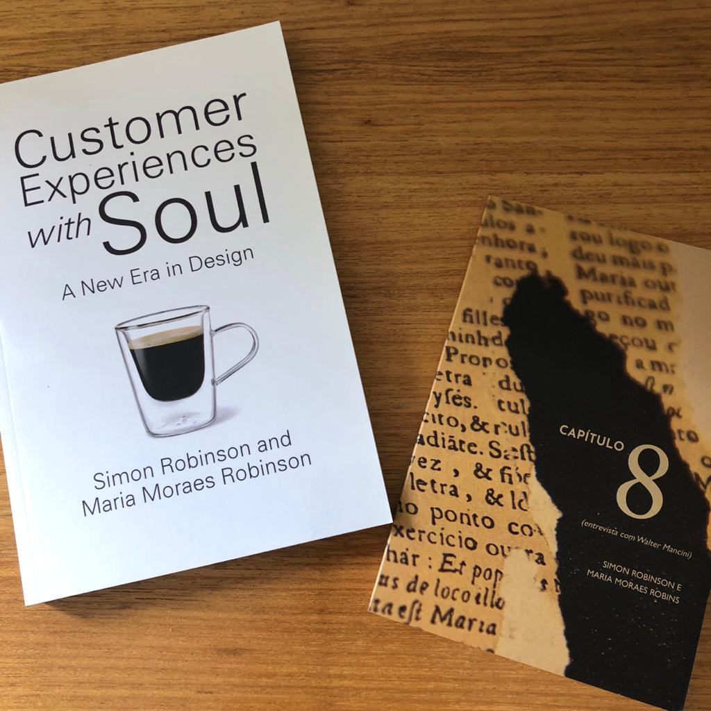 Customer Experiences with Soul and Chapter 8: An Encounter with Walter Mancini