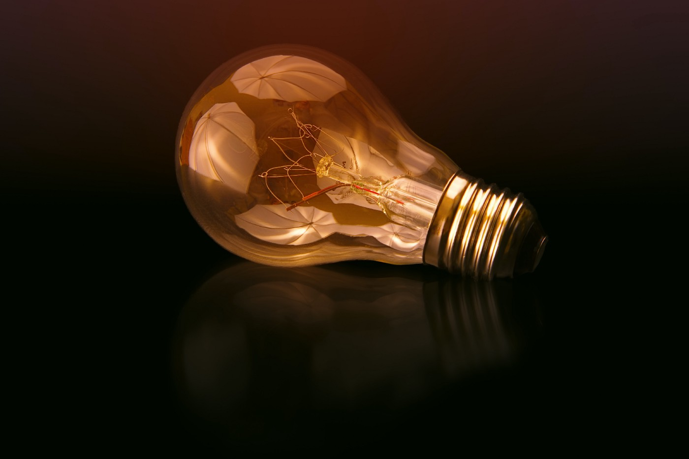 Photo of lightbulb by Johannes Plenio from Pexels