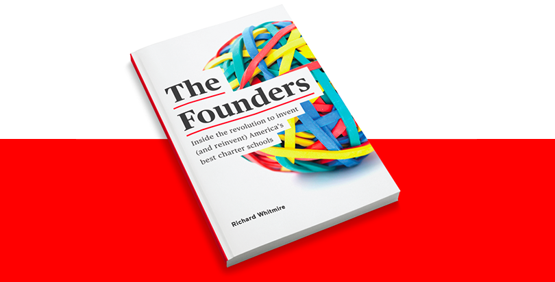 Author Of Fight For Best Charter Public >> The 74 To Publish New Book The Founders And Launch Oral