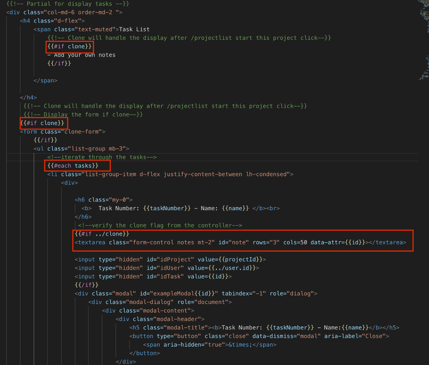 How to get full advantage of Handlebars using Sequelize, Express MVC