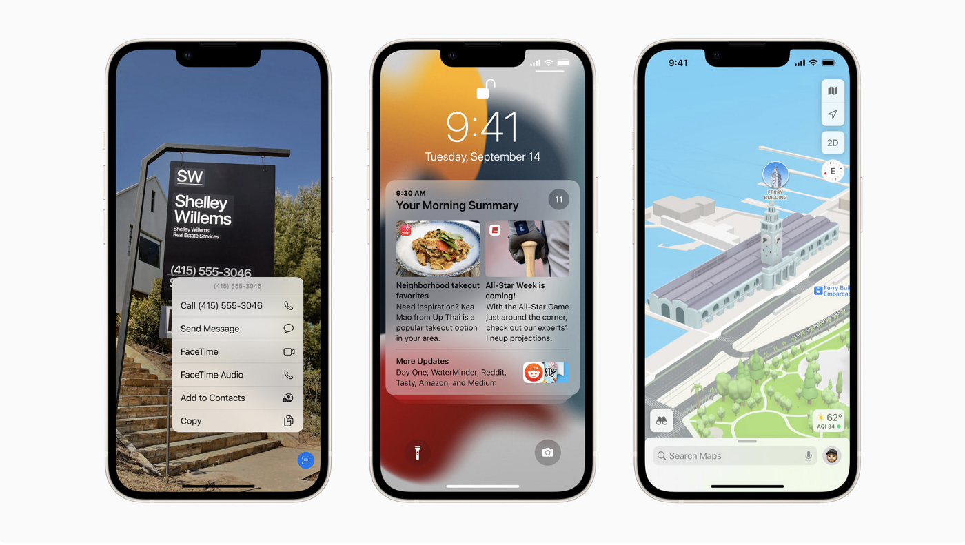 iOS 15 New Features Review