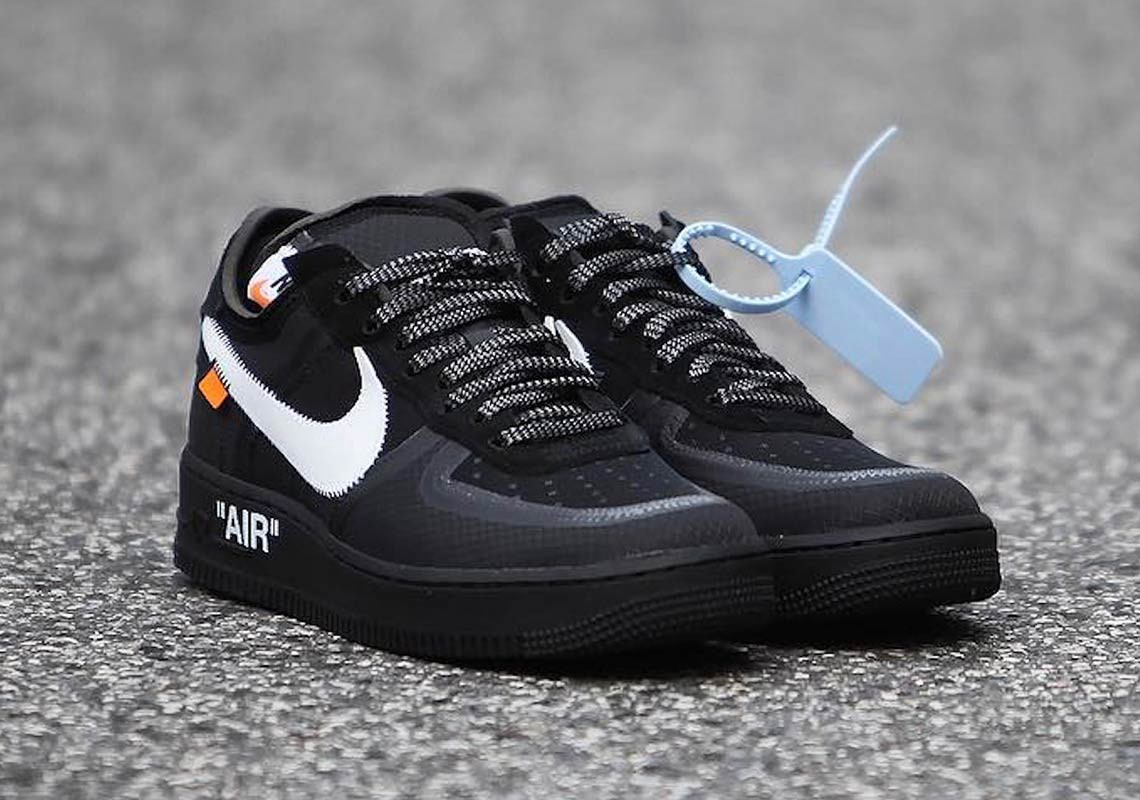 "38efdee07a1 Ranking All Sneakers in the Off-White x Nike ""The Ten"" Collaboration"