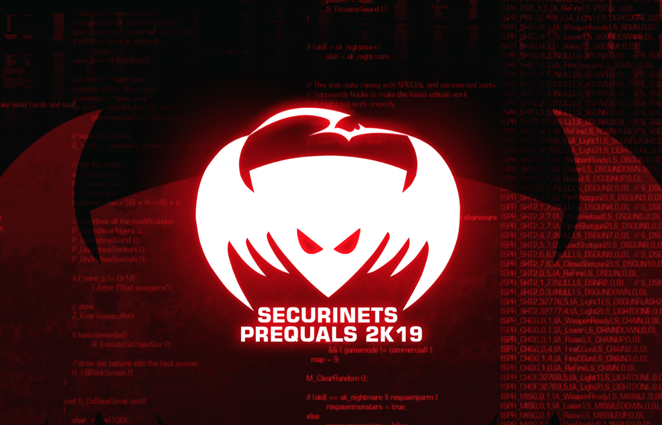 Securinets CTF Quals 2019 — Welcome (Pwn) Write-Up - hackstreetboys