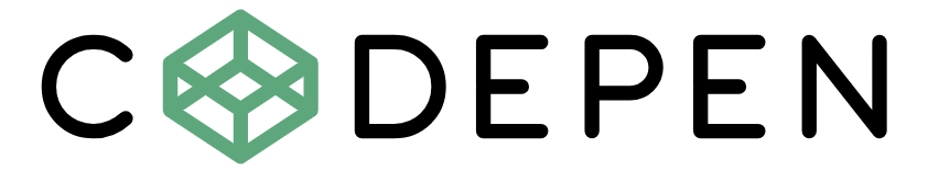 CodePen's logo (the rendering of one of my FlutterPens)