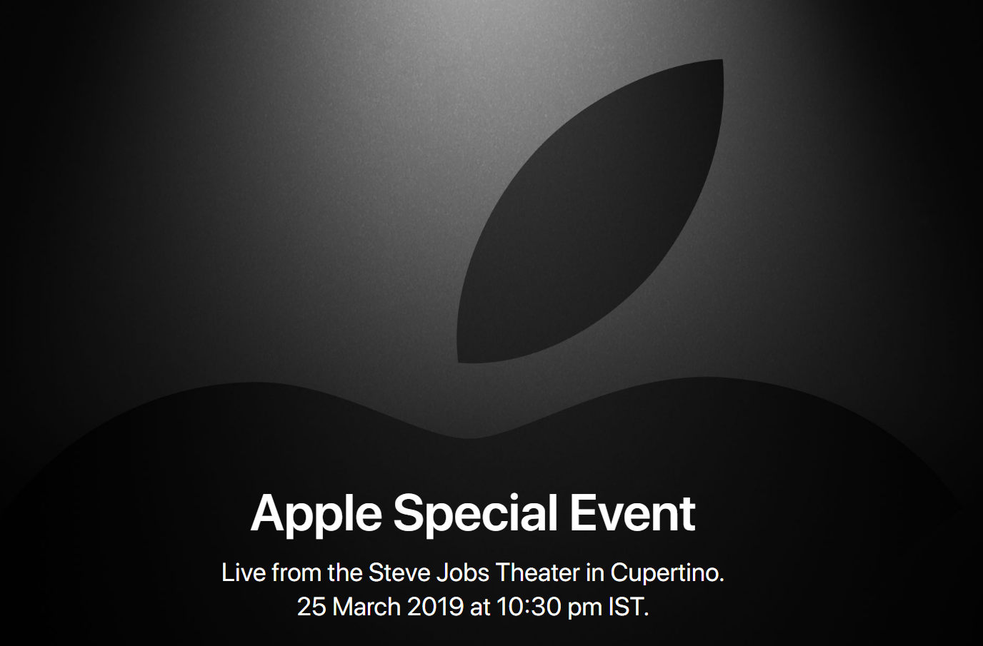 Apple Special Event (Event for Apple Services) - Dinesh Kachhot - Medium