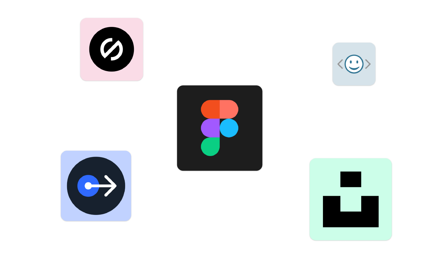 A banner image showing the icons for Figma, Stark, Autoflow, Unsplash and Iconify