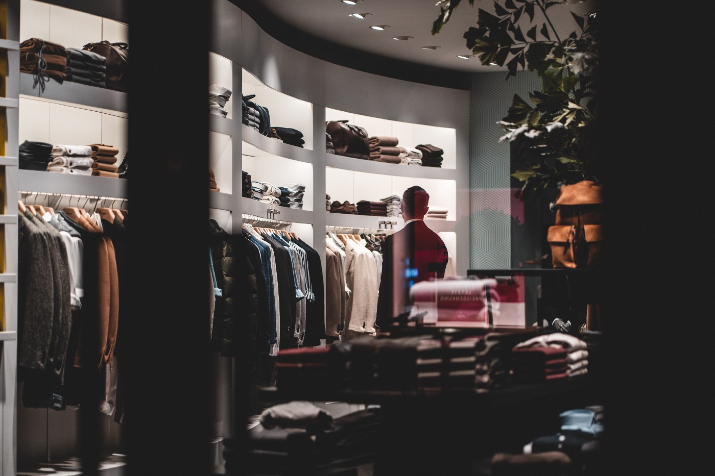 Shopping needs to offer a clearer path to assortment undertstanding and selection.