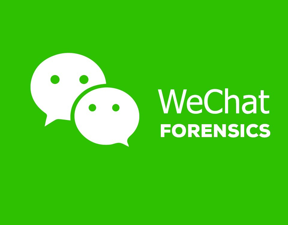 WeChat Forecsic Guide