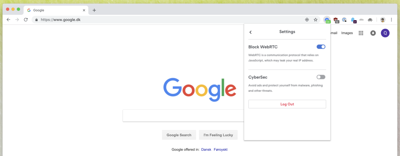 How to build a secure isolated Chrome browser instance on