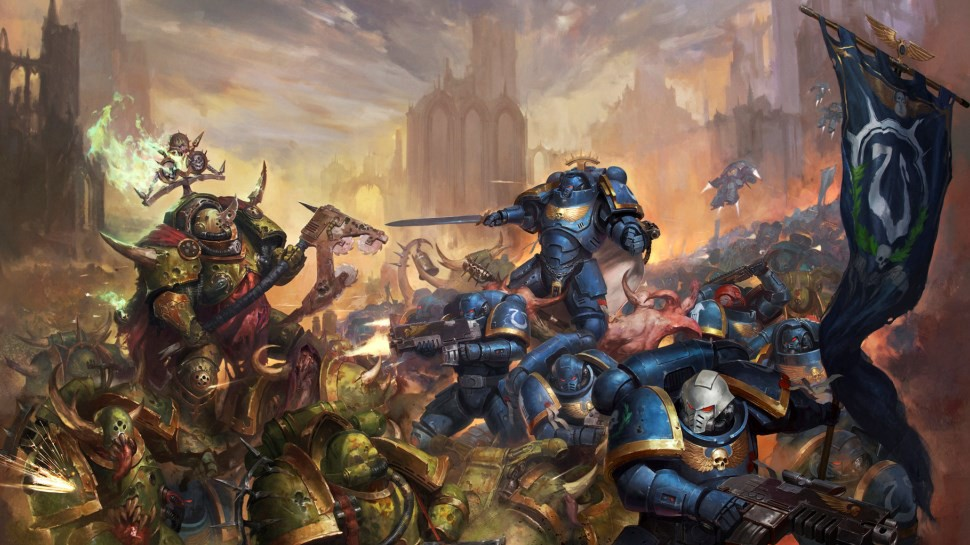 Warhammer 40,000' Is Not Ready for Hollywood - There Will Be Games