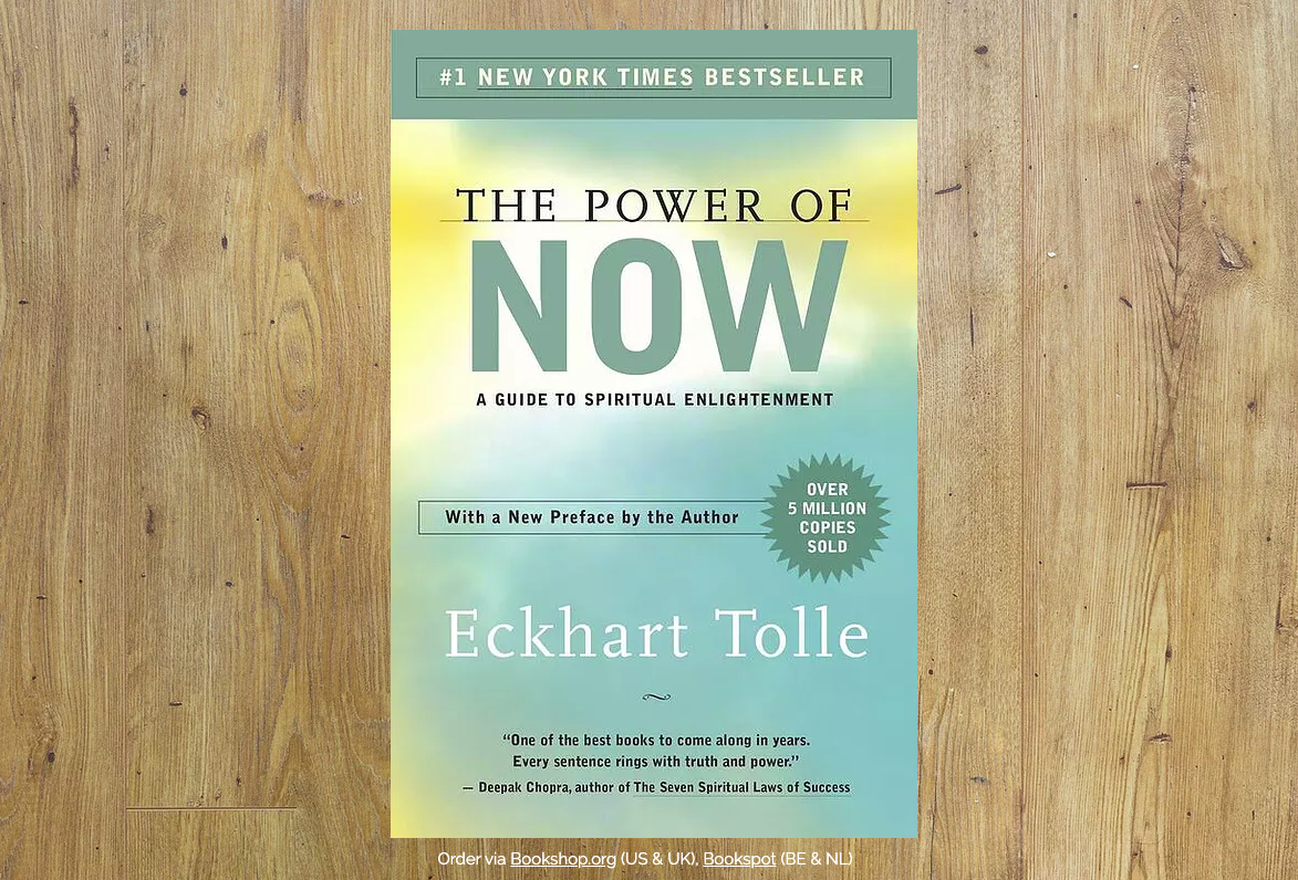 The Power of Now—Eckhart Tolle