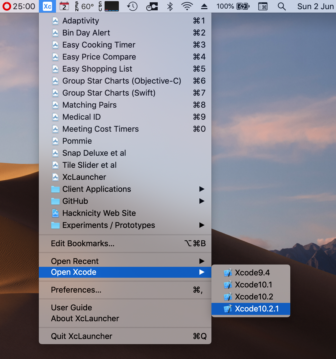 Working with Multiple Versions of Xcode - Geoff Hackworth - Medium